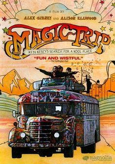 cf5358ac84 Magic Trip  Ken Kesey s Search for a Kool Place  DVD   2011