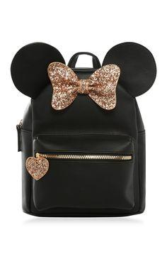 5ea825815de6 Primark - Minnie Mouse Glitter Backpack Mini Backpack