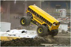 Monster school bus?