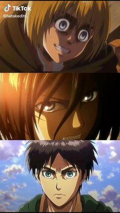 Attack On Titan Season 2, Attack On Titan Funny, Attack On Titan Fanart, Attack On Titan Crossover, Attack Titan, Anime Songs, Anime Films, Anime Characters, Me Anime
