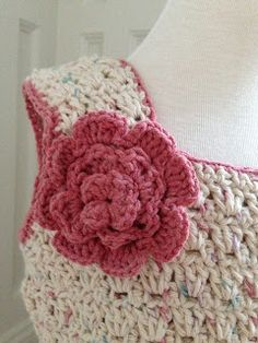Annoo's Crochet World : free Flower pattern