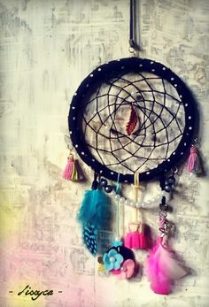 #Dreamcatcher #DIY #Vintage Fabulous Vintage by Jissyca