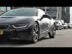 BMW i8 plug-in hybrid !!Sound!! #car #BMW #i8 #hybrid