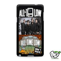 All Time Low Samsung Galaxy Note 4 Case