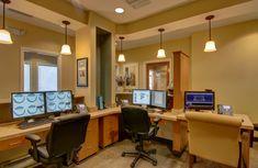 Reception Area | Design Ergonomics Inc.