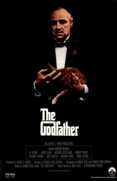 The Godfather Directed by Francis Ford Coppola Edited by William Reynolds and Peter Zinner