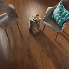 Discount laminate flooring manufactured by Pergo.