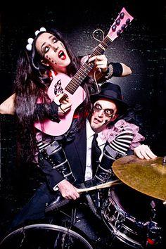 Boxx Magazine | Strawberry Shortcake + Marilyn Manson = One-Eyed Doll