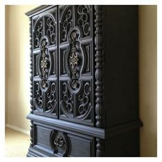 Gorgeous Armoire. Lots Of Character