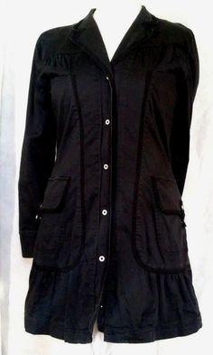 Ilse Jacobsen Hornbaek Exclusive Coat Size M #IlseJacobsen #BasicCoat #eBay #Fashion #Coat #raincoat