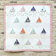 Free Pattern - Ahoy Sailor by Suzy Quilts