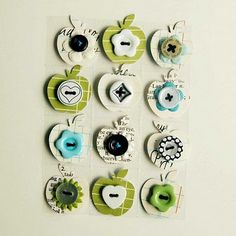 and these apples are just so awesome made by eve johnson