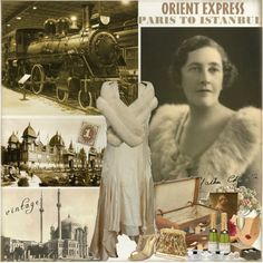 """Orient Express"" by clara-bow80 on Polyvore"
