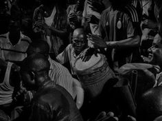 "Nothing but Pictures: Alex Majoli and Paolo Pellegrin's ""Congo"" - The New Yorker"