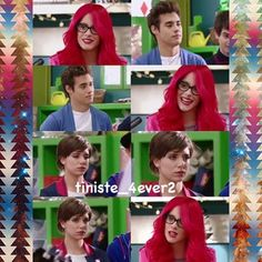 "#Violetta3 ""Underneath it all""  Gery is jealous!"