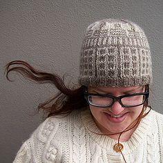 hat' by Amy van de Laar - a hat surrounded by Daleks, suitable for stranded-knitting beginners. Suggested NZ yarn: Little Wool Co. Knitting Wool, Double Knitting, Free Knitting, Knitting Socks, Knitted Hats, Knitting Patterns, Knitting Ideas, Hat Patterns, Crochet Patterns