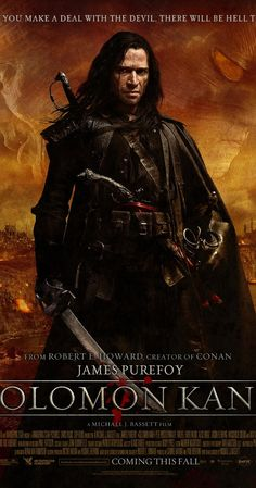 Directed by Michael J. Bassett.  With James Purefoy, Max von Sydow, Rachel Hurd-Wood, Pete Postlethwaite. A ruthless mercenary renounces violence after learning his soul is bound for hell. When a young girl is kidnapped and her family slain by a sorcerer's murderous cult, he is forced to fight and seek his redemption slaying evil.