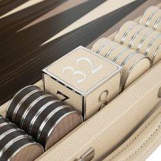 Geoffrey Parker Macassar backgammon   Artedona.com Wooden Board Games, Baroque Furniture, Woodworking Jigs, Entertainment Room, Table Games, Interior Design Living Room, Game Room, Design Trends, Letters