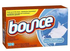 Bounce Dryer Sheets | 31 Things That Will Make Camping With Your Kids So Much Easier