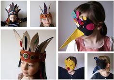 masks and fantasy