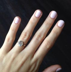 my engagement ring by Alexis Russell <3
