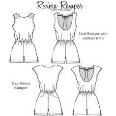 Rompers - For Women!