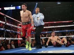 Round 12: Chavez Jr. vs. Martinez