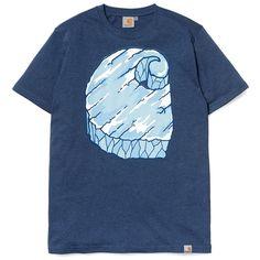Carhartt S/S Ice Block T-Shirt