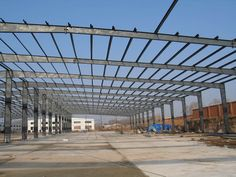 steel structure types