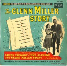「グレンミラー物語 レコード」の画像検索結果