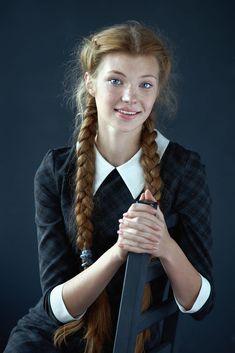 Dasha by Alexander Vinogradov Freckles Girl, Red Hair Woman, Beautiful Redhead, Studio Portraits, Redheads, Beauty Women, Blonde Hair, Portrait Photography, Cool Hairstyles