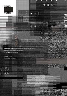 DEMO NOISE (sound project) Copyright 2016. Design by Nattapol Rojjanarattanangkool + PRACTICAL Design Studio: