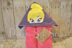 Personalized Fairy Hooded Towels Inspired Tinkerbell Once Upon A Time Peter Pan Towel $25 Birthday Gift 25 Birthday, 25th Birthday Gifts, Peter Pan Bedroom, Once Upon A Time Peter Pan, Hooded Towels, Tinkerbell, Hoods, Crochet Hats, Fairy