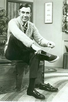 Mr. Rogers - Won't you be my neighbor?