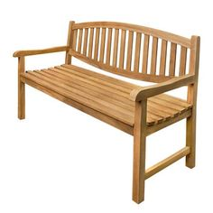 Boylen 5 ft Teak Bench
