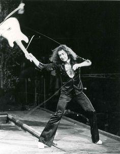 Ritchie Blackmore - Deep Purple - April 1974
