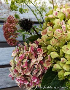 hydrangea bouquet 4