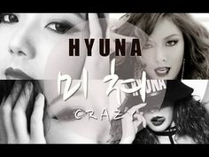 HYUNA - 4MINUTE - 미쳐 Crazy Inspired Makeup