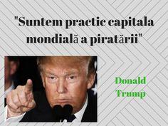 """Donald Trump:""""Suntem practic capitala mondială a piratării"""". """"Recent, China a atacat cibernetic 20 de milioane de nume din Administrație"""""""