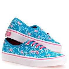 Vans AUTHENTIC Hello Kitty Women's Shoes