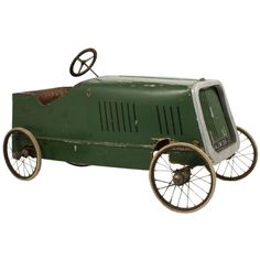 Pedal Car from Denmark, offered by Lief on 1stdibs.com