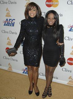 Bobbi Kristina brown, was seen as their parents, Whitney Houston and Bobby…