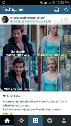 OUAT SEASON 4. He has the hottest smile/smirk ;)