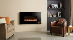 Radiance Glass Electric Fires - Gazco Electric Fires