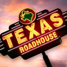 This is my absolute favorite restaurant for steak! I've ate steak at a lot of places, but none beats Texas Roadhouse.  I have never gotten a bad steak here and they are always cooked to perfection with the best taste!  Texas Roadhouse is the BEST!!!!!