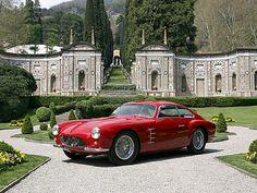 Maserati Zagato Coupe 1954