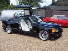 '83 Mercedes 500 SEC Gullwing on LA CL - Page 2 - Mercedes-Benz Forum
