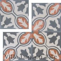 Cement Tile in Stock for Immediate Shipment | Villa Lagoon Tile    cuban tile - backsplash