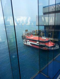 Hong Kong to Macau Ferry Terminal in Sheung Wan