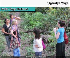 If You Want To Attend A Professionally Designed & Managed Yoga Retreat in India, Kaivalya Yoga School, Rishikesh is Your Premium Choice.  #yoga #rishikesh #yogaretreat